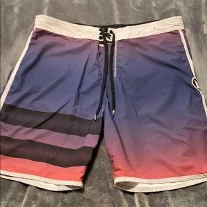 Men's Hurley board shorts